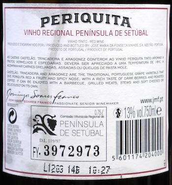 Periquita - Portugal2