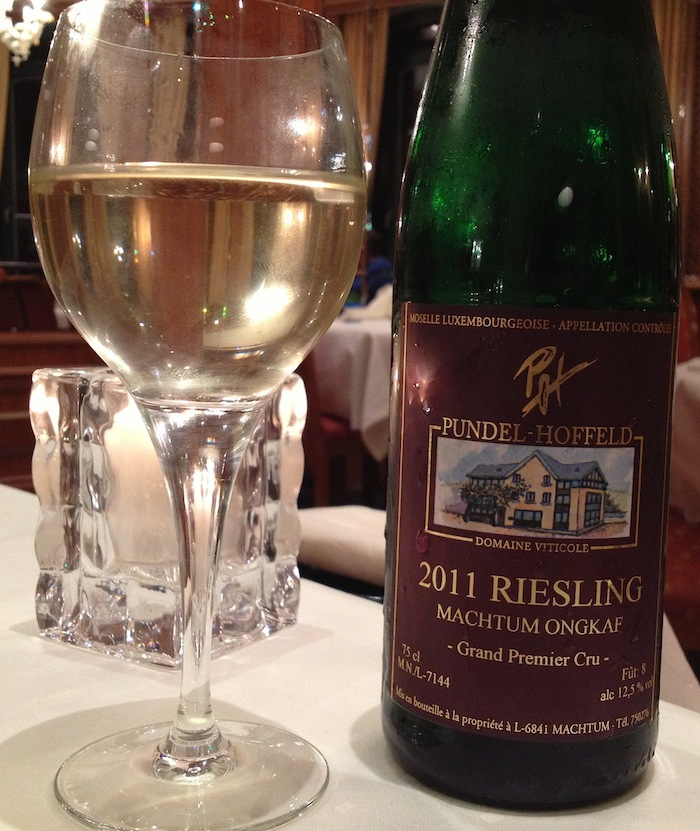 Riesling 2011 - Luxembourg1