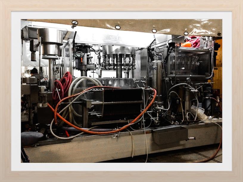 wijn-afvulmachine