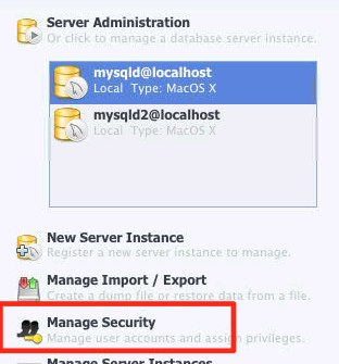 how to start connection mysqlworkbench